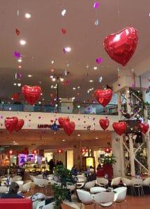 palloncini rossi