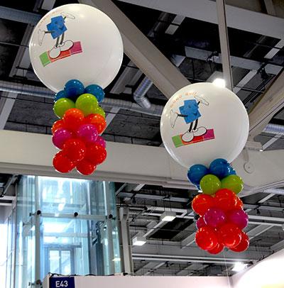 palloncini grandi personalizzati