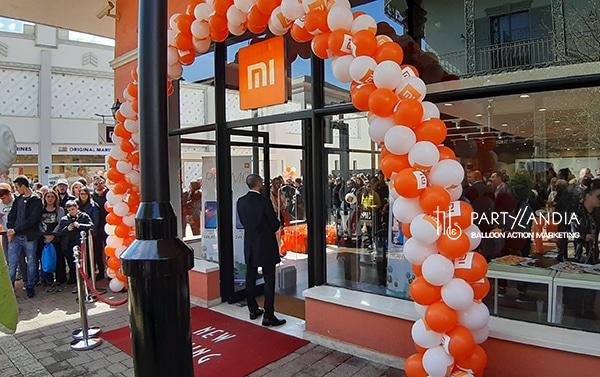 inaugurazione negozio
