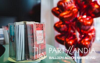 Palloncini San Valentino: Un Plus per Aziende e Negozi